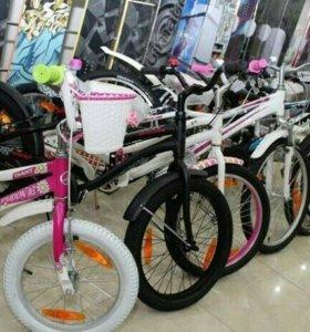 Детские и подростковые вело