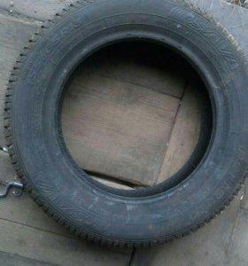 Новое колесо на дэу матиз сава размер 13
