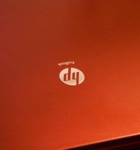 Ноутбук probook 4510s красный