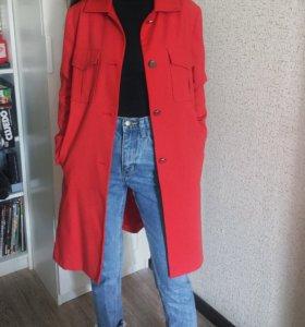 Тренч/лёгкое пальто