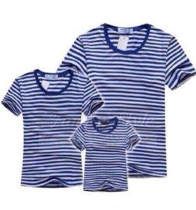 Набор familylook 3 футболки