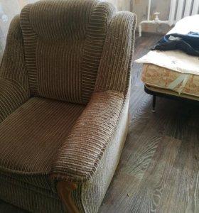 Кресло размер примерно 1.5м 2