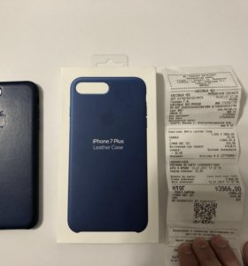Apple leather case iPhone 7/8 Plus