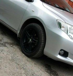 Продам комплект колес Bmw racing dunamik
