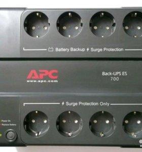 Бесперебойники APC UPS - es700