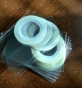 Лента-скотч для дизайна ногтей