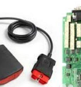 Delphi DS150 Bluetooth (Двухплатный и одноплатный)