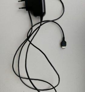 Зарядное устройство Samsung ATADS30EBE 4.75V 550mA