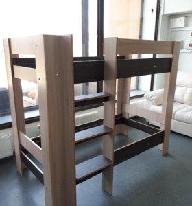 Кровати двухъярусные. Новые.
