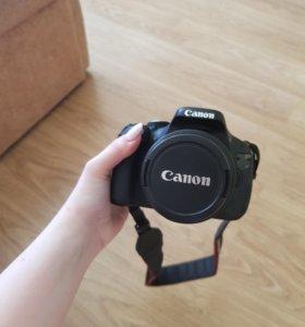 Фотоаппарат canon600D