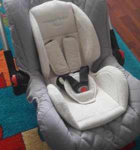 Автокресло-переноска 0+ до 13 кг Happy Baby