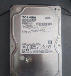 HDD 500 GB (жёсткий диск)