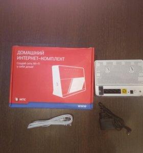 Wi-FI роутер D-Link DIR-615 (МТС F96)
