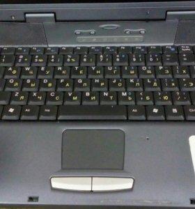 Продам ноутбук на запчасти Partner E418L.
