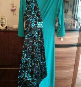 Платье вечнрнее.