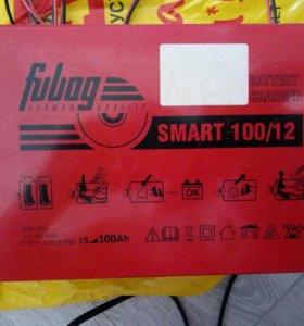 автозарядное устройство Fubag smart 100/12
