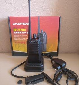 Влагопылезащещенная рация Baofeng BF-9700 новая