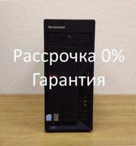 Lenovo Core 2 Duo RAM 2GB, GF9500, HDD160
