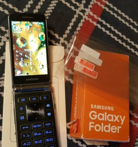 Samsung galaxy folder G150.