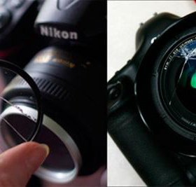 Защитное стекло Nikon 52mm