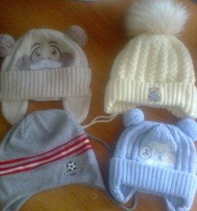 шапочки детские