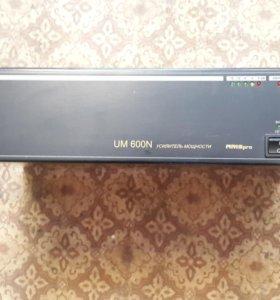 Усилитель мощности UM 600N