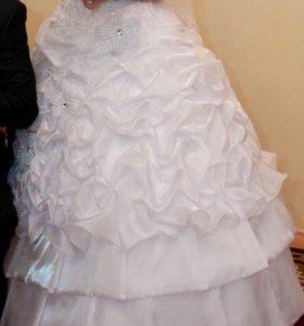 Свадебное платье💍💑💐