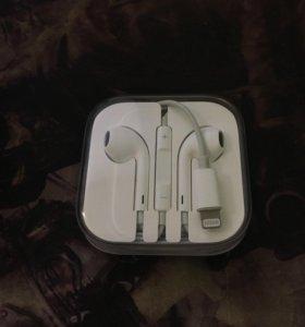 наушники iPhone 7 📱