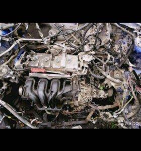Двигатель в сборе Mazda 3 1.6мт, 2008 BK