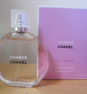 Женские духи Сhance Chanel 100ml (Туалетная вода)