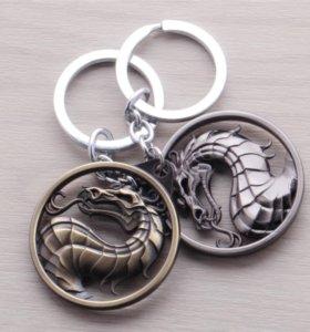 Брелок для ключей Mortal Kombat