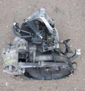 Коробка передач механика Mazda 3 1.6мт, 2008 BK