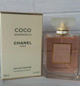 Женские духи Coco Chanel 100ml(Туалетная вода)