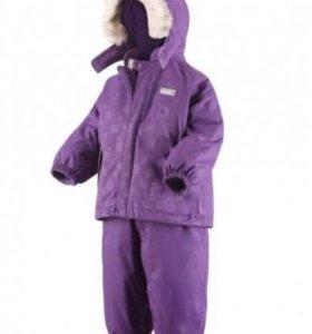 Куртка и полукомбинезон reima tec