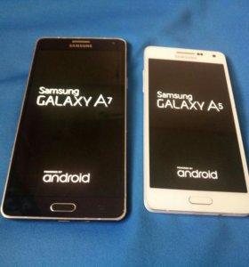Samsung A5, A7 (2015)