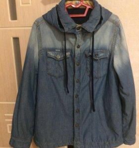 Джинсовая куртка Guliiver. Рост 146-152.