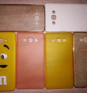 Чехлы на Samsung A7 2015