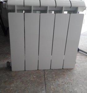 Радиатор 5 секций