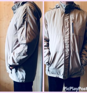 Куртка «холодное лето»