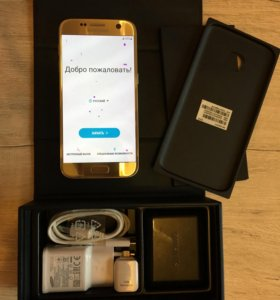 Samsung Galaxy S-7 32Gb Gold