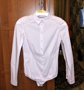 Рубашка-боди Bershka