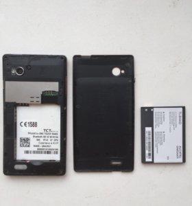 HTC Desire 601 и ALCATEL 5040x