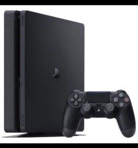 Sony PlayStation 4 slim + fifa 2018