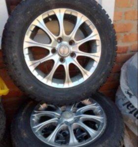 Колёса R15 Opel