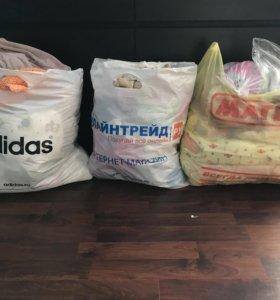 Вещи пакетом на девочку от 0 до 1 года