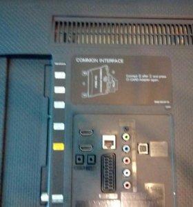 Телевизор ЖК, LED