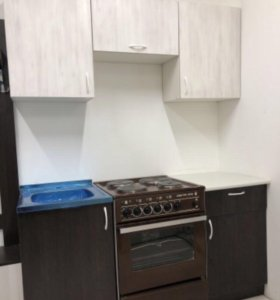 🔵 Кухня «Венге» 1,5м