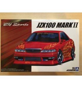 Сборная модель BN Sports JZX100 Mark II Tourer 98