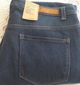 Новые утепленные джинсы Modis