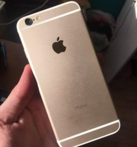 Apple iPhone 6 16 gb gold золотой